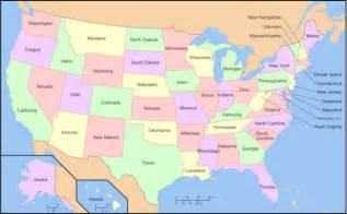 us map with state names and rivers united states of america encyclopedia article citizendium