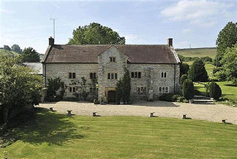 grade ii listed dorset property for sale country