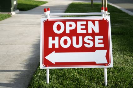 do open houses sell homes cleveland real estate