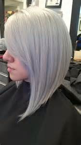 silver hair color formula transformation silver to platinum color melt modern salon
