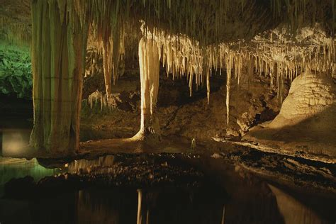 Australian Home Decor Blogs by Cave Interior Coastal Australia Photograph By Sam Abell