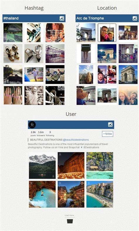 theme wordpress instagram instagram portfolio wordpress plugin themekolo