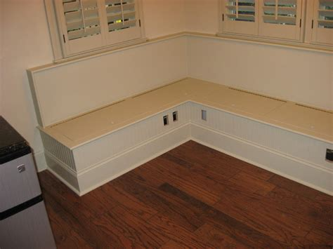 kitchen storage benches bench window seating contemporary kitchen atlanta