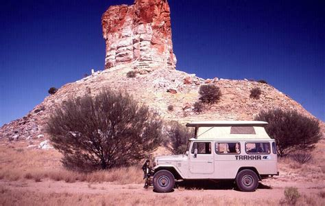 this vast land our australian adventure books trakka toyota landcruiser cervan trakka