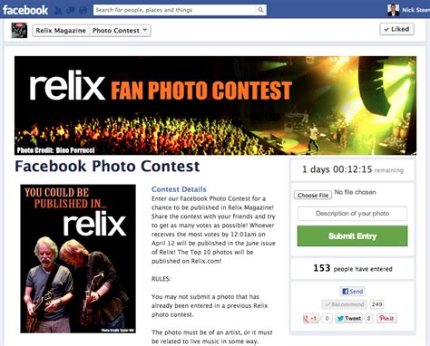 How To Do Sweepstakes On Facebook - the best alternative to wildfire app for facebook promotions