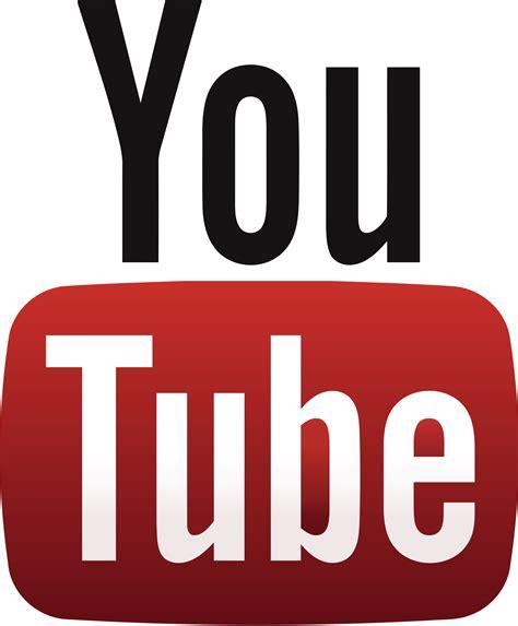 youtube logo youtube transparent background png