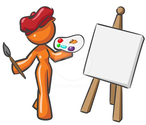 artists clipart artist cliparts