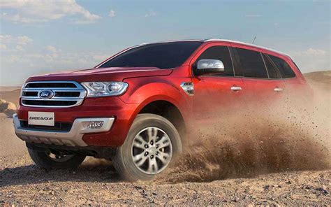 car ford price ford endeavour prices hiked by up to inr 2 85 lakhs