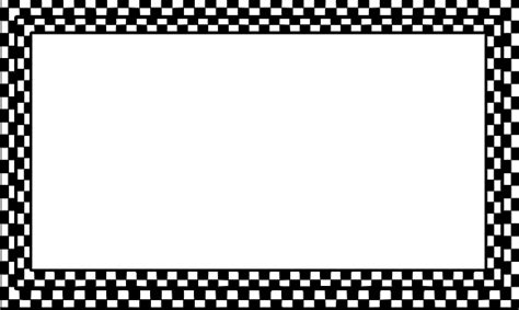 Checkerboard Business Card Border Templates by Nascar Race Car Clipart Clipart Panda Free Clipart Images