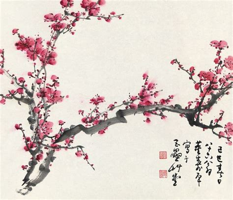 plum blossom tree new year 24 best images about plum blossom on
