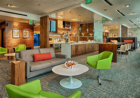 denvers united terminal   priority   american express centurion lounge view