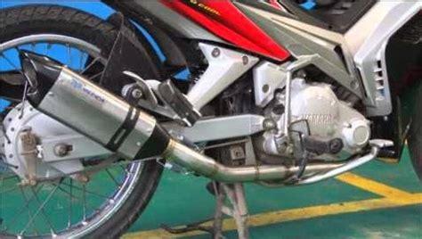 Leher Knalpot Jupiter Mx Stainless syark performance motor parts accessories shop est since 2010 new r9 valencia