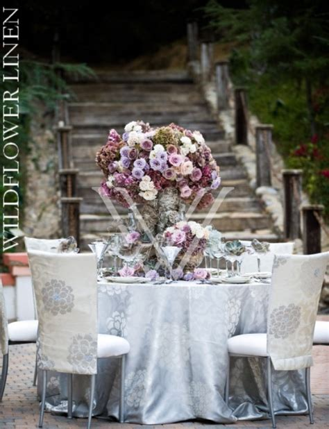 white and silver wedding theme weddings romantique