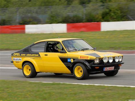 Opel Car by Fotos De Opel Kadett C Gt E Rallye Car 1976