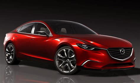 where are mazda cars mazda takeri concept car