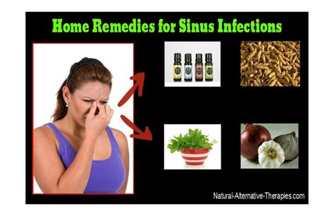 home remedies for sinus infections that cured my
