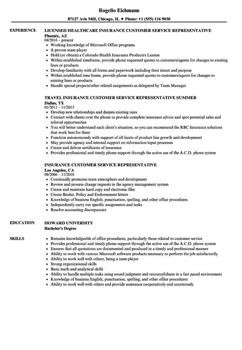 resume templates for customer service jobs foodcity me