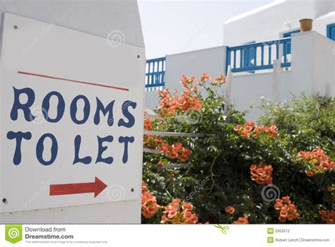 rooms to let rooms to let stock photography image 2953572