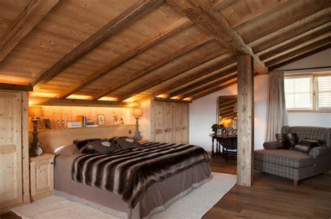 Rustic Bathroom Storage - ski resort chalet eclectic bedroom other by mcm designstudio