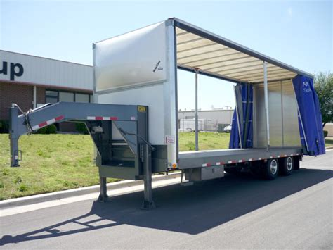 curtain side trailer parts specialty products photos