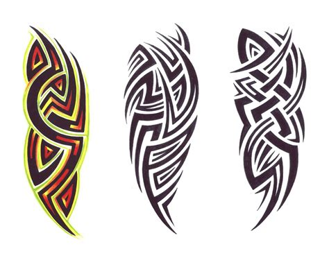 tribal tattoo stencils 40 tribal designs