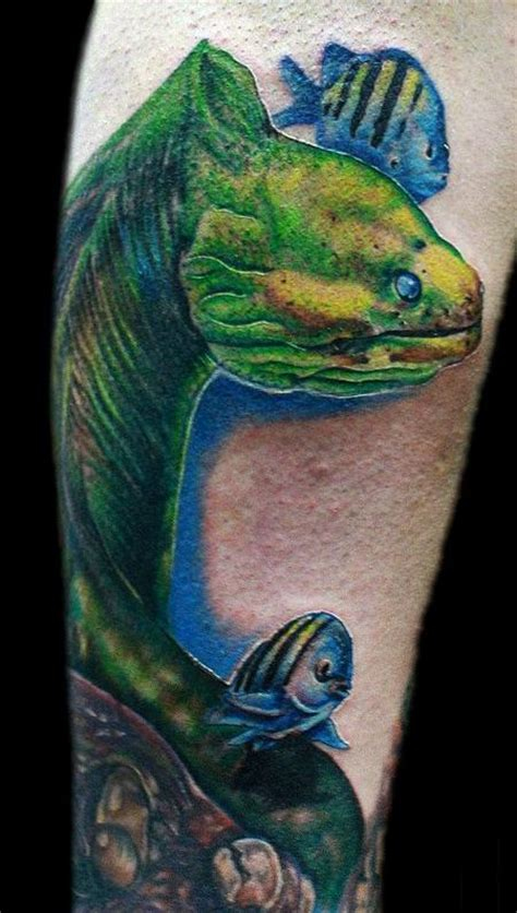 eel tattoo human canvas tattoos page 4