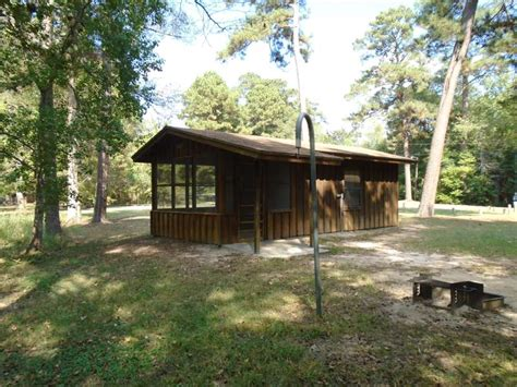 State Park Cabins by Martin Dies Jr State Park Limited Use Cabins