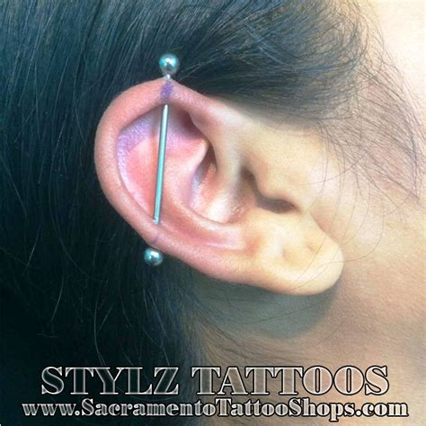 tattoo parlor ear piercing price price for industrial piercing sacramento