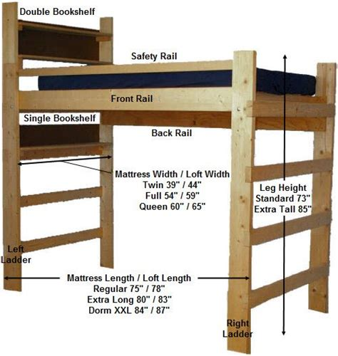 free loft bed plans best 25 dorm loft beds ideas on pinterest college loft beds loft bed decorating