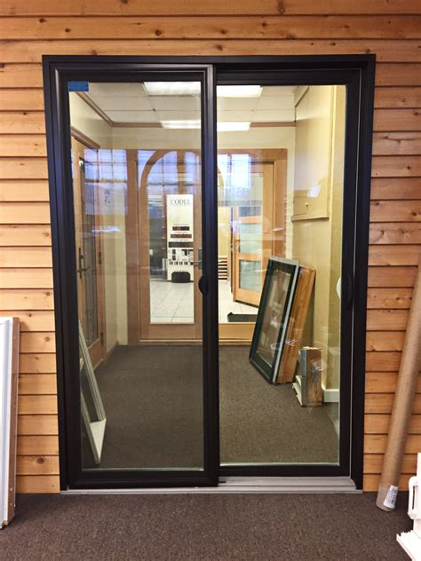 andersen sliding door replacement glass andersen 100 series sliding patio door seattle