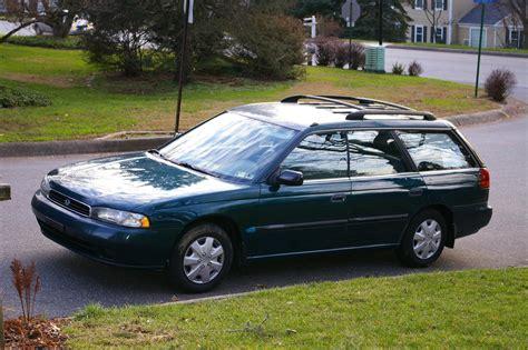 subaru station wagon green 1995 subaru impreza station wagon pictures information