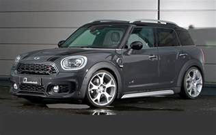 275 hp for the mini cooper s countryman signed by b b