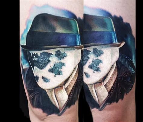 rorschach tattoo rorschach from watchmen by paul acker no 39