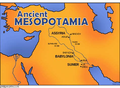 ancient mesopotamia map ancient mesopotamia geography maps mesopotamia for