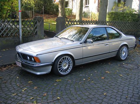 bmw e24 1981 bmw 635 csi e24 related infomation specifications