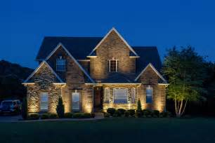 Residential Landscape Lighting Architectural Landscape Lighting Light Up Nashville