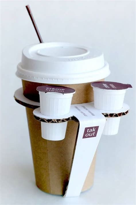 Produk Natur Shoo coffee cup holder for promotional