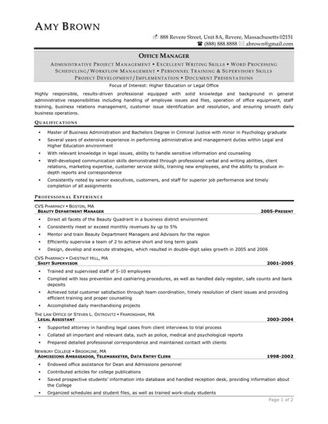 Lawyer Resume Sle by Attorney Resume Sle 28 Images Sle Erisa Attorney