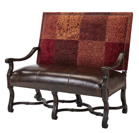 western benches paprika western bench settee western benches free shipping
