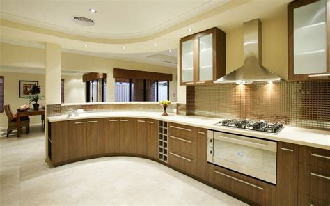 Interior Designing For Kitchen Kitchen Interior Design Decobizz