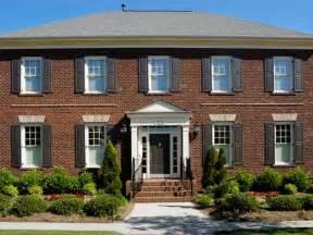 Designing A Small Garden Space - beautiful brick homes hgtv