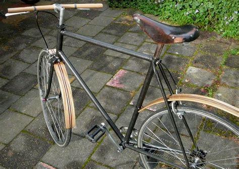 designboom wooden bike bike with wooden parts designboom com