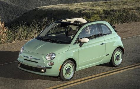 500 Fiat 1957 Edition by Official Fiat 500 1957 Edition Cabrio