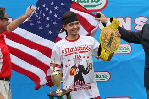 nathan s contest prize nathan s contest 2015 matt stonie s stats and prize money