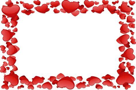 cornici con cuori per foto biglietti san valentino da stare con cuori e cornici