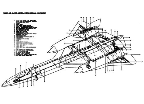 drawing diagrams sr 71 blackbird diagrams gallery