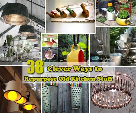 kitchen stuff 38 clever ways to repurpose old kitchen stuff amazing