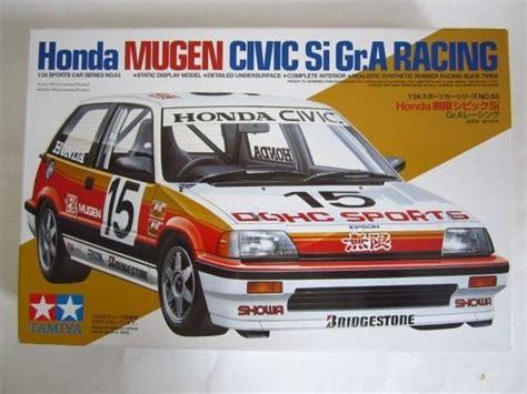 Tamiya Honda Civic Hatchback tamiya 1 24 honda civic mugen honda civic honda and jdm