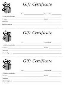 fillable gift certificate template free gift certificate template fill printable