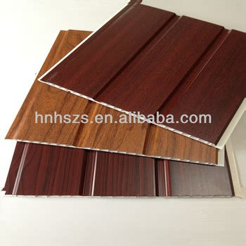 Lightweight Wood Ceiling Panels by Lightweight Ceiling Material Laminated Pvc Wood Panels
